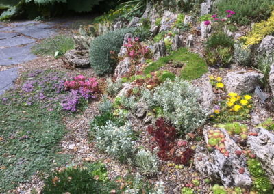 Tufa Mound Garden